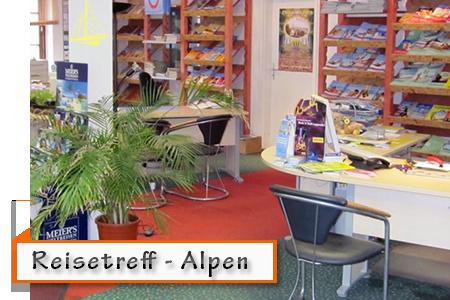 Reisetreff Alpen - Unser Reisebüro