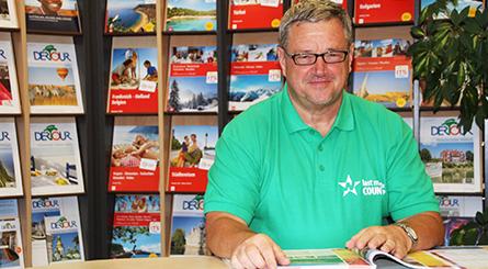 DER Touristik Partner-Unternehmen, Reiseb�ro Neumann