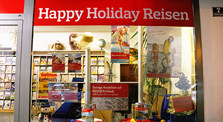 DER Touristik Partner-Unternehmen, Happy Holiday Reisen