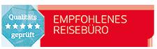 Qualitätssiegel Reisebüro Hattingen