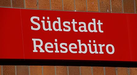 DER Touristik Partner-Unternehmen, S�dstadt-Reiseb�ro