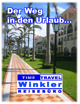 Time Travel Winkler Reisebüro