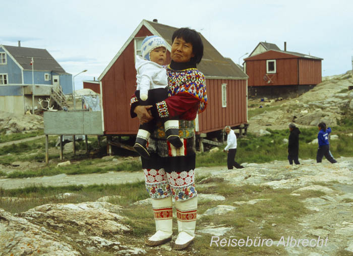 kleidung inuit heute