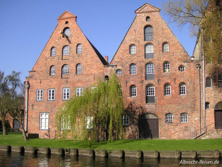 Speicher in Lübeck