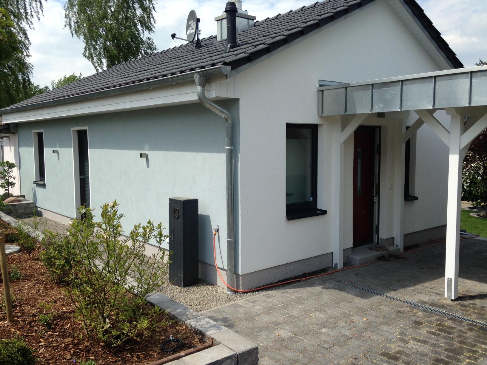 Schwedenhaus am Fleesensee